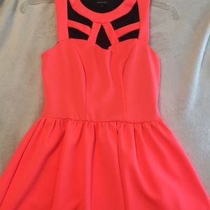 River Island Cutout Dress